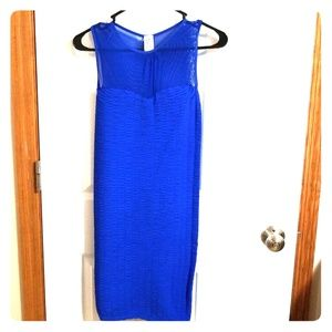 Dresses & Skirts - Womens Blue Party Dress